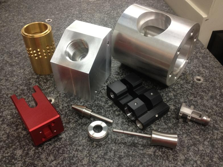 Temecula Precision Machining & Metal Fabricating Image